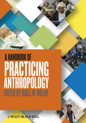 Cover:A handbook of practicing anthropology