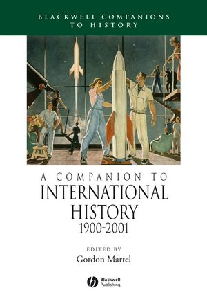 A Companion to International History 1900-2001 (0470766298) cover image