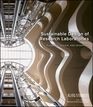 Sustainable Design of Research Laboratories: Planning, Design, and Operation (0470950498) cover image