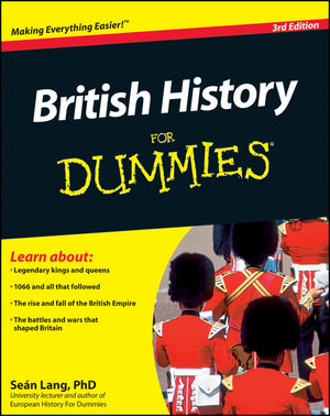 British History For Dummies, 3rd Edition