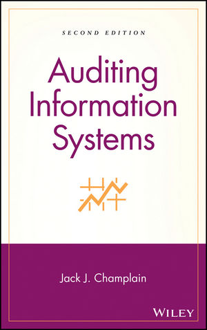 Auditing Information Systems, 2nd Edition (0471466298) cover image