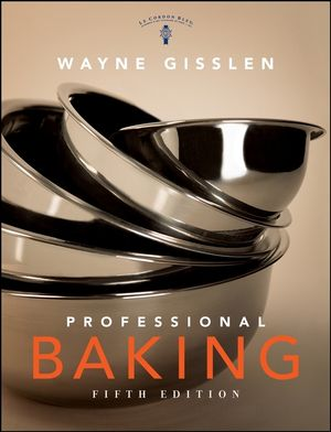 Professional Baking , 5th Edition, Trade Version (0471783498) cover image