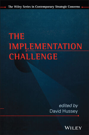 The Implementation Challenge (0471965898) cover image