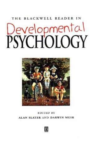 The Blackwell Reader in Developmental Psychology (0631207198) cover image