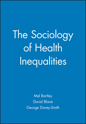 The Sociology of Health Inequalities (0631209298) cover image