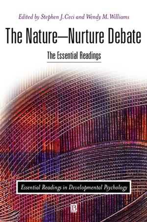 The Nature-Nurture Debate: The Essential Readings (0631217398) cover image