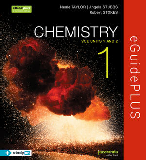 Chemistry 1 Vce Units 1 And 2 Eguideplus (Online Purchase)