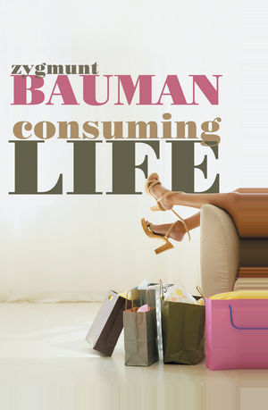 Consuming Life (0745639798) cover image