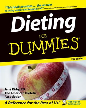 diet and nutrition for dummies pdf