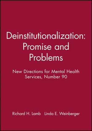 psychiatry and deinstitutionalization Deinstitutionalization, in sociology, movement that advocates the transfer of mentally disabled people from public or private institutions, such as psychiatric.