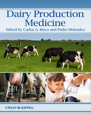 Dairy Production Medicine (0813815398) cover image