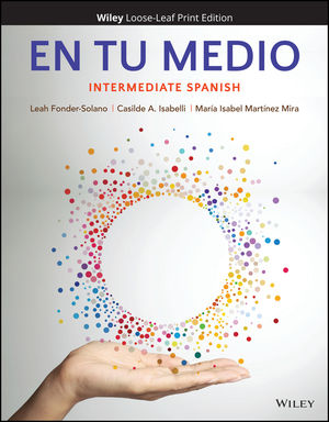 En tu medio: Intermediate Spanish, 1st Edition