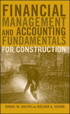 Financial Management and Accounting Fundamentals for Construction (1118156498) cover image