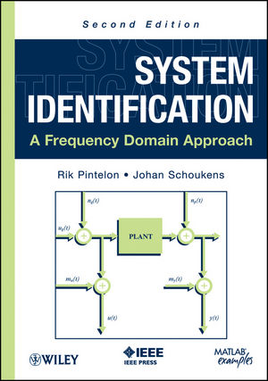 System Identification: A Frequency Domain Approach, 2nd Edition (1118287398) cover image