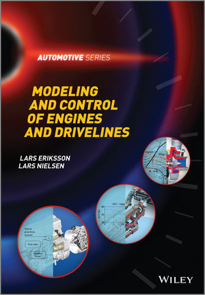 Modeling and Control of Engines and Drivelines (1118479998) cover image