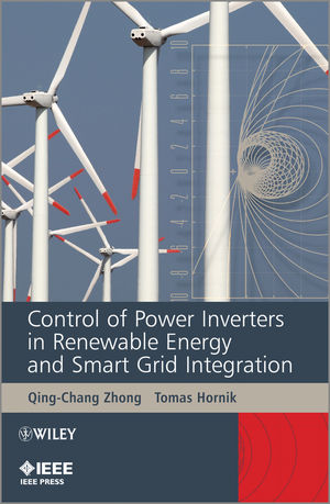 Control of Power Inverters in Renewable Energy and Smart Grid Integration (1118481798) cover image