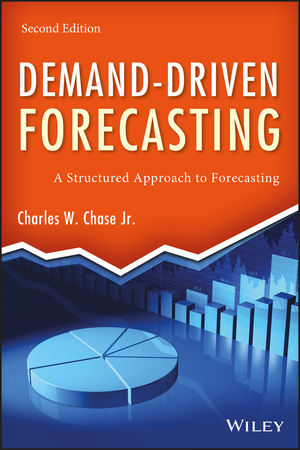Demand-Driven Forecasting: A Structured Approach to Forecasting, 2nd Edition (1118669398) cover image