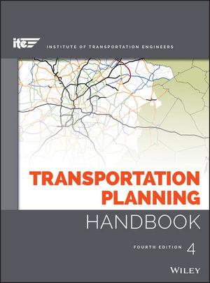 Transportation Planning Handbook, 4th Edition (1118762398) cover image