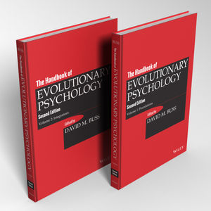 The Handbook of Evolutionary Psychology, 2 Volume Set, 2nd Edition (1118763998) cover image