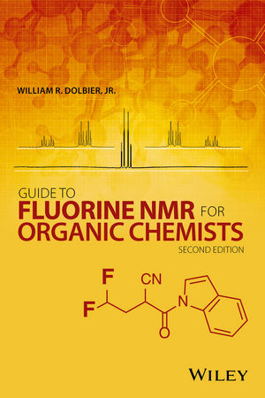 Guide to Fluorine NMR for Organic Chemists, 2nd Edition (1118831098) cover image