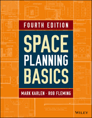 Space Planning Basics, 4th Edition (1118882598) cover image