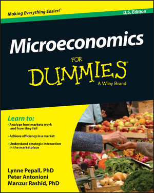 Microeconomics For Dummies, USA Edition