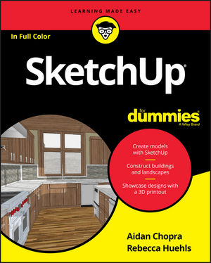 SketchUp For Dummies (1119336198) cover image