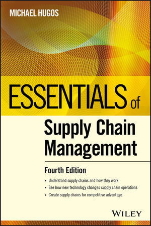 Essentials of Supply Chain Management, 4th Edition