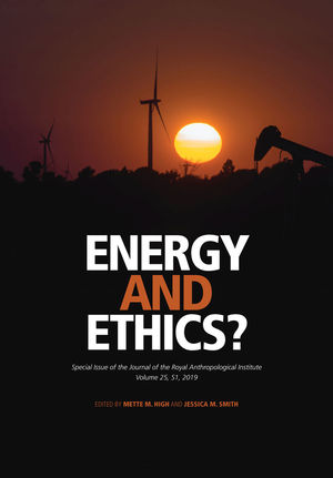 Energy and Ethics?