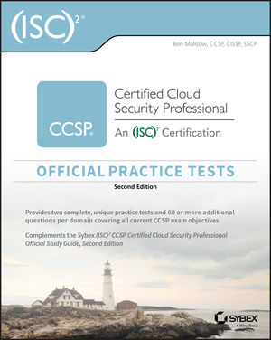 CCSP Official (ISC)2 Practice Tests, 2nd Edition