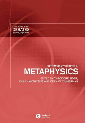 Contemporary Debates in Metaphysics (1405112298) cover image