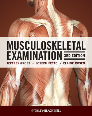 Musculoskeletal Examination, 3rd Edition (1405180498) cover image