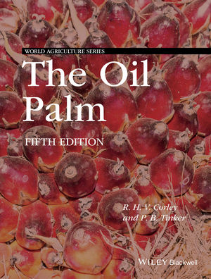 The Oil Palm, 5th Edition (1405189398) cover image