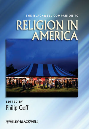 The Blackwell Companion to Religion in America (1444324098) cover image