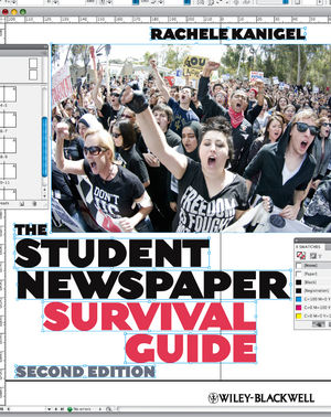 The Student Newspaper Survival Guide, 2nd Edition (1444344498) cover image