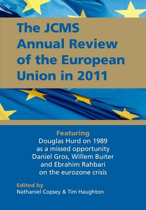The JCMS Annual Review of the European Union in 2011 (1444366998) cover image