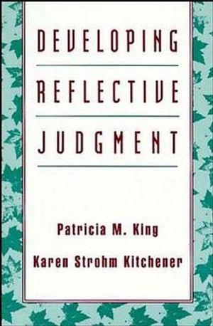 Developing Reflective Judgment (1555426298) cover image
