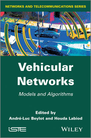 Vehicular Networks : Models and Algorithms (1848214898) cover image