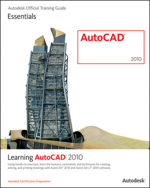 Learning AutoCAD 2010 and AutoCAD LT 2010 (1897177798) cover image