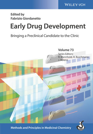 Early Drug Development: Bringing a Preclinical Candidate to the Clinic, 2 Volume Set
