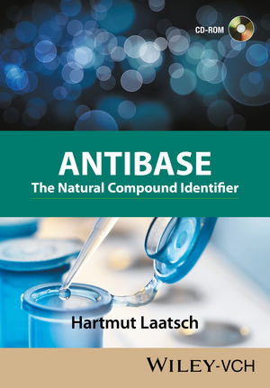 AntiBase: The Natural Compound Identifier (3527343598) cover image