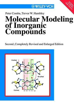 Molecular Modeling of Inorganic Compounds, 2nd, Completely Revised and Enlarged Edition
