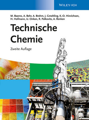 Technische Chemie, 2. Auflage (3527674098) cover image