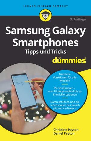 Samsung Galaxy Smartphones Tipps und Tricks für Dummies, 3. Auflage