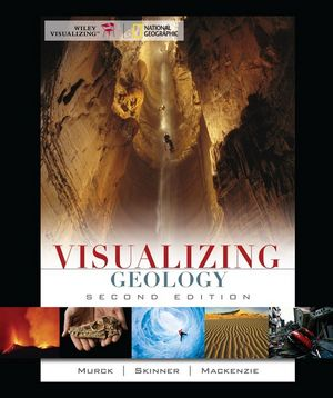 Visualizing Geology, 2nd Edition (EHEP000298) cover image