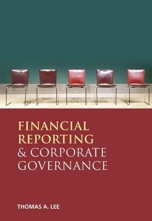 Financial Reporting and Corporate Governance (EHEP000898) cover image
