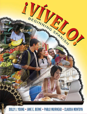 �V�velo! Beginning Spanish, 1st Edition (EHEP001498) cover image