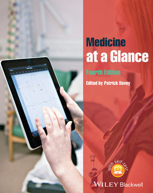 Medicine at a Glance, 4th Edition (EHEP003098) cover image
