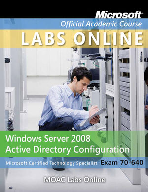 Exam 70-640 MOAC Labs Online