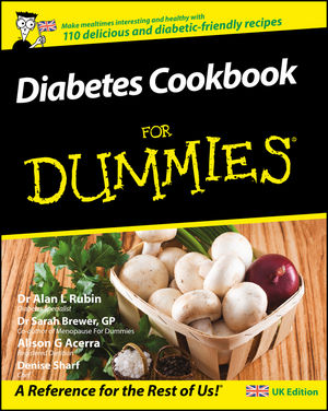 Diabetes Cookbook For Dummies, UK Edition